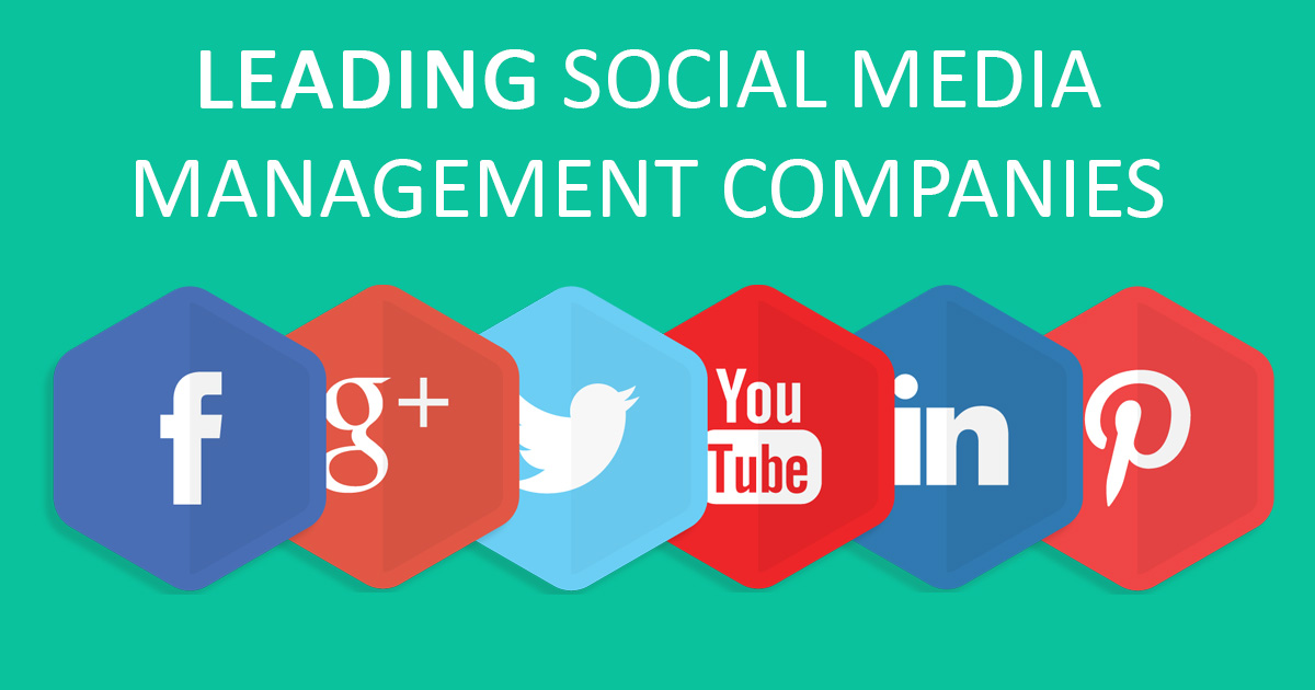 leading social media management companies