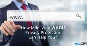 How MilesWeb WHOIS Privacy Protection Can Help You