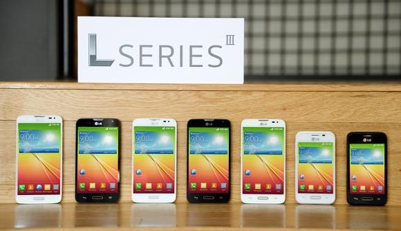 LG L III series