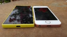Apple iPhone SE vs Sony Xperia Z5 Compact (3)