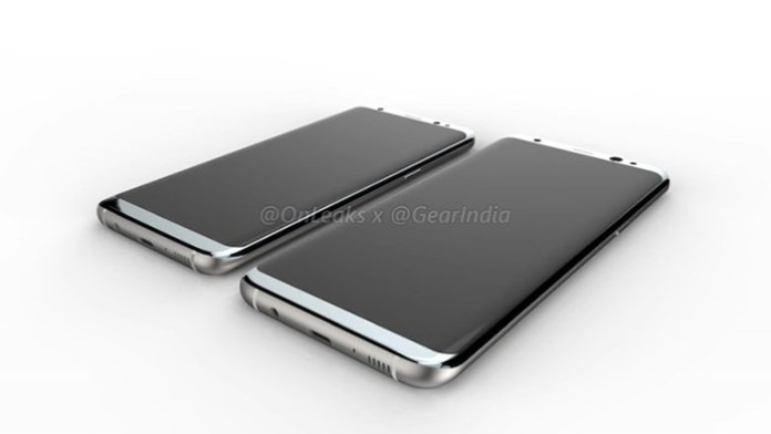 Samsung Galaxy S8 & S8 Plus CAD Renders