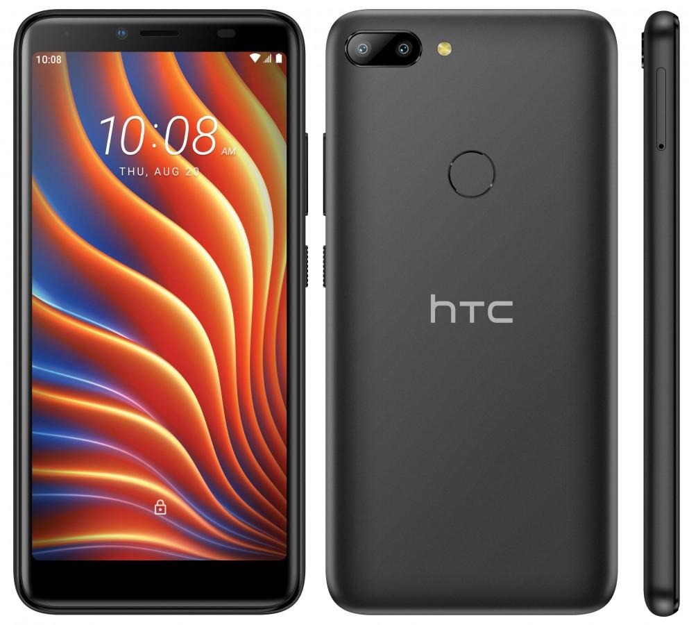 HTC Wildfire E lite launch