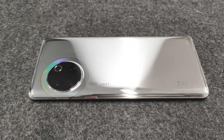Huawei P50 first prototype