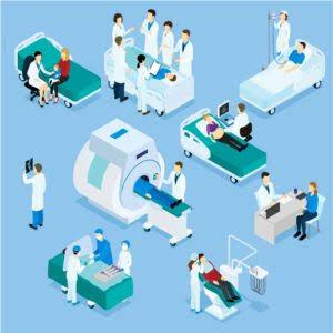 De alta Frecuencia del Departamento de Oftalmología