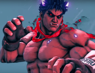Street Fighter! Arcade Edition! Kage! – Techmash
