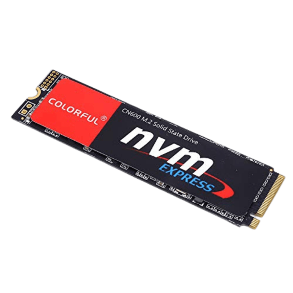 colorful 256 GB NVME SSD