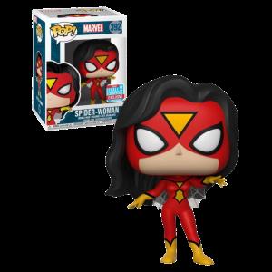 spider-woman pop figure