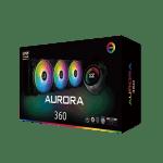 Xigmatek Aurora 360 ARGB AIO Liquid Cooler