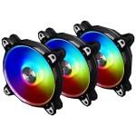 Lian-Li Bora Digital RGB 120mm Addressable Fan (Black)