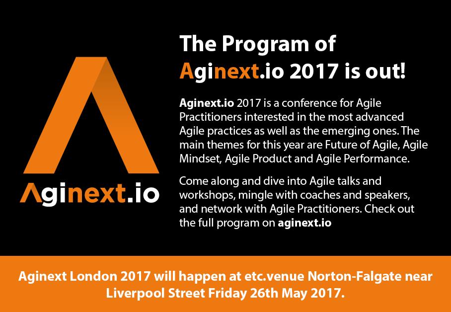 AgiNext Program 2017(2)