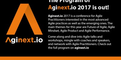 AgiNext Program 2017(2)