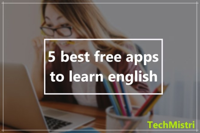 english sikhne k liye apps