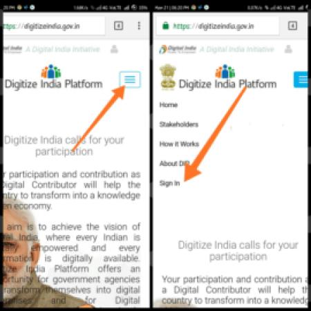 digitize india money make online