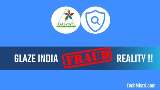 Glaze India Fraud