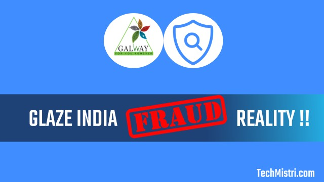 Glaze India Fraud