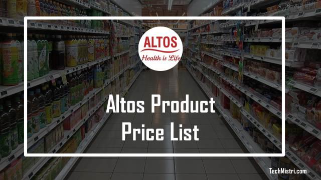 Altos-Product-Price-List