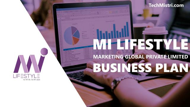 Mi LIfestyle Business plan in hindi