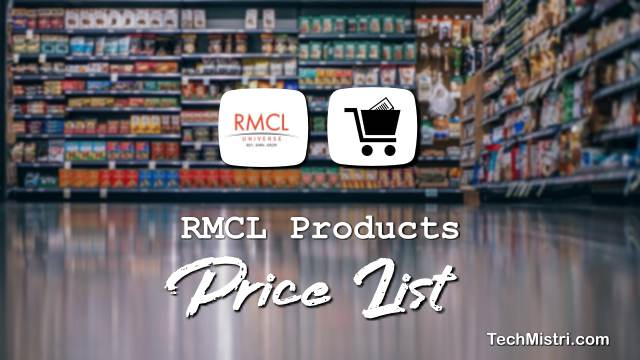RMCL-Product-Price-List