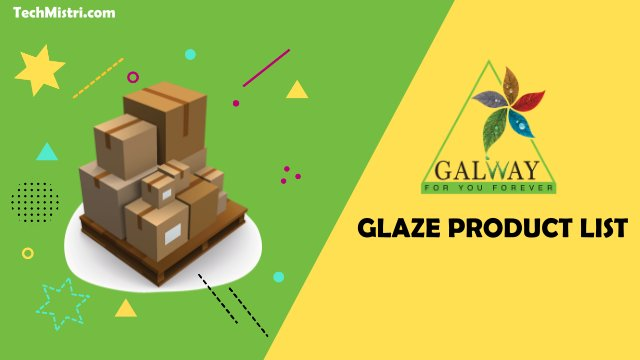 Global Glaze Product Price List PDF | Galway New Products