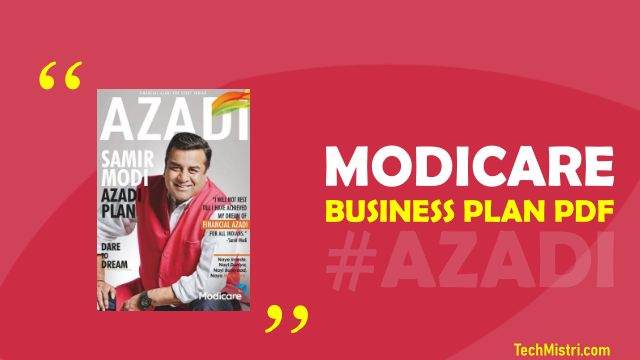 Modicare-Business-Plan