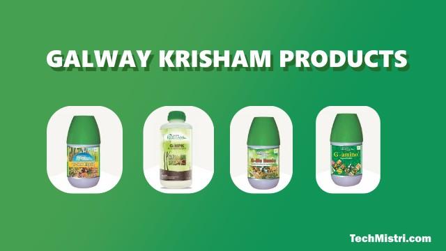Glaze-Galway-Krisham-Products