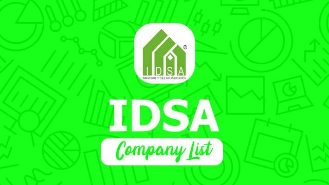 IDSA Company List Member
