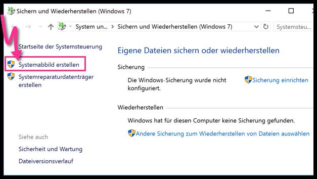 Windows 10 Systemabbild Backup Erstellen Schritt Fur Schritt Techmixx