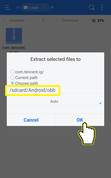 Tutorial How To Install PUBG Mobile English Version To
