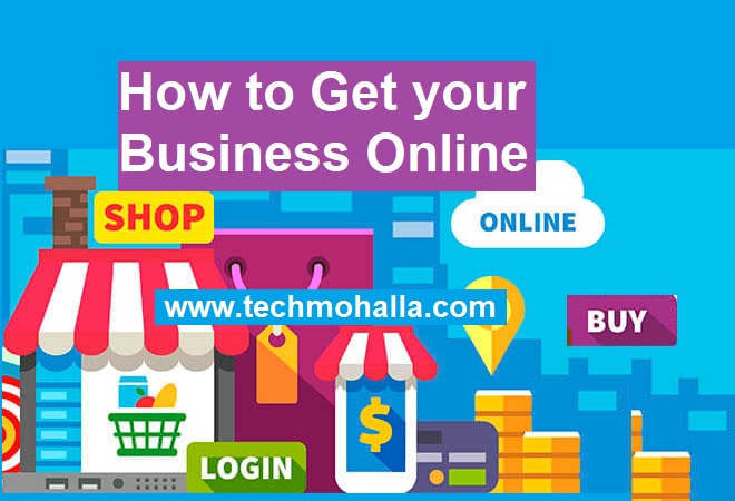 How to Get your Business Online