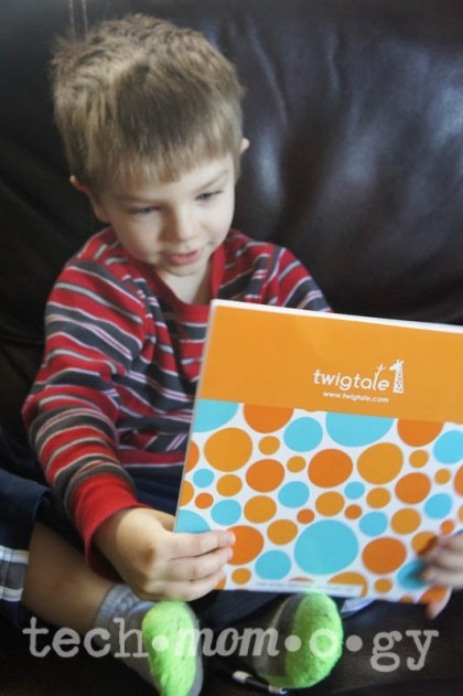 Twigtale | Personalized Book Review