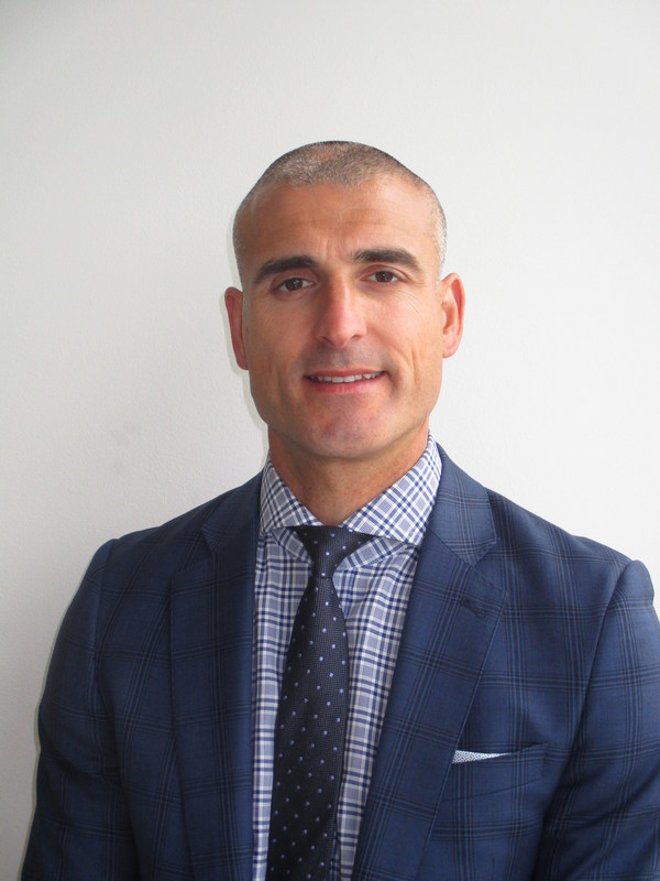 Dominic Del Giudice, Chief Business Officer for Asia-Pacific