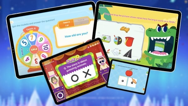 POLY ONE – an 'all-in-one' innovative learning platform