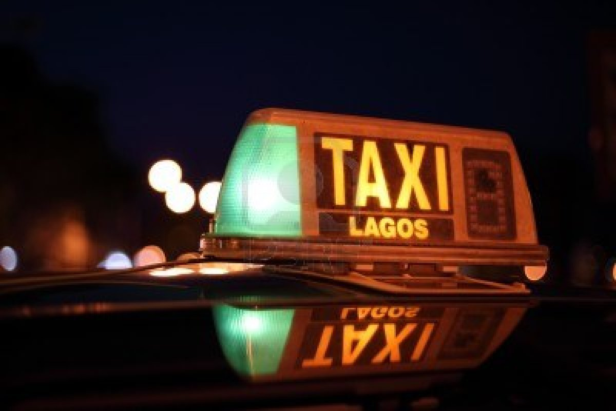 lagos taxi