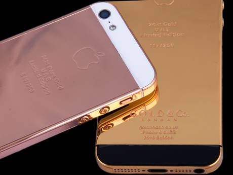 CEO Weekends: We did not Order 53 Gold-Plated iPhones, says Nigerian Government