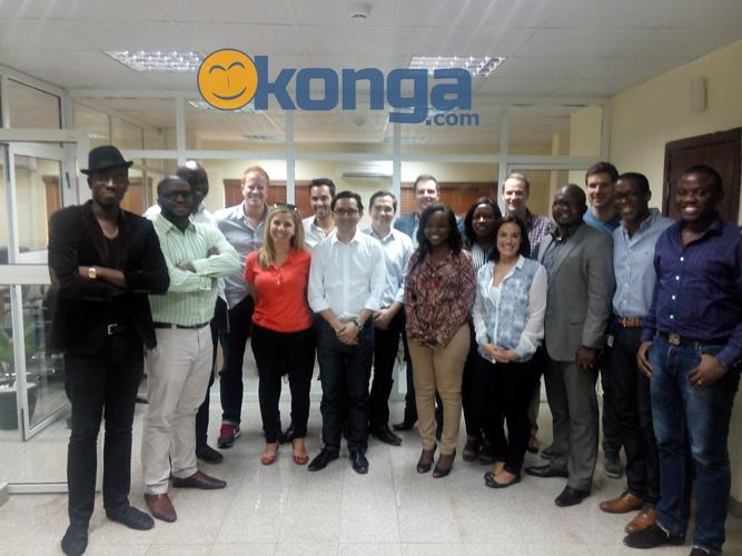 Facebook Team Visit Konga.com's Headquarters Konga Wins CEAN Awards 2