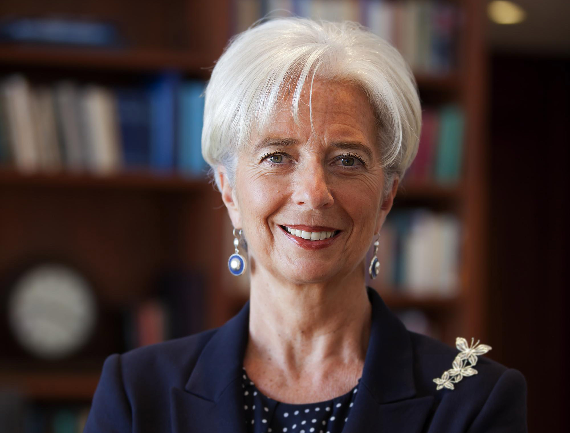 15 Startup Lessons From IMF Chief Christine Lagarde On Her Visit to