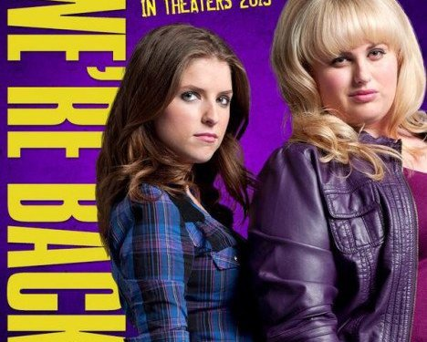 Pitch Perfect 2 Poster revieled: They're back