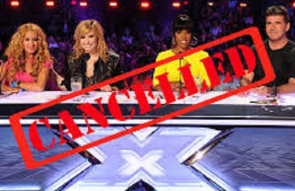 The X Factor USA cancelled after three seasons