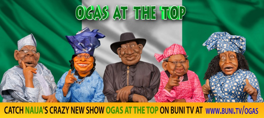 Ogas At The Top poster