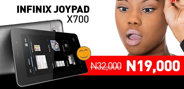 infinix Joypad 7 Tab