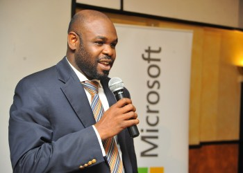Kunle Awosika, Microsoft Country Manager- Kenya