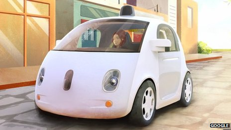 Google Begins To build Its Own Self Driving Cars