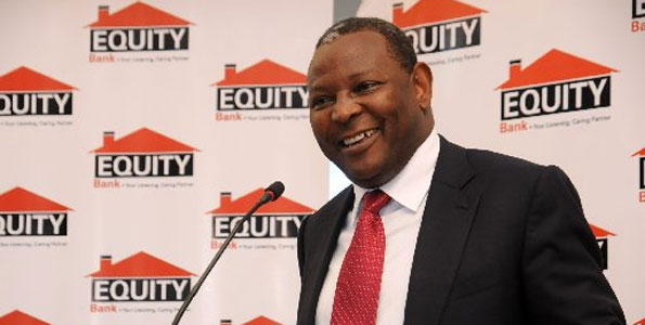 Equity Bank opens its EazzyAPI to the public for third party