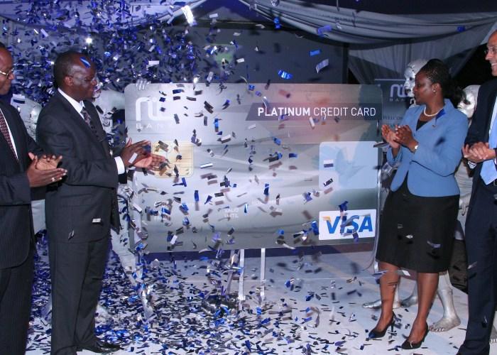 NIC Platinum Credit Card Launch
