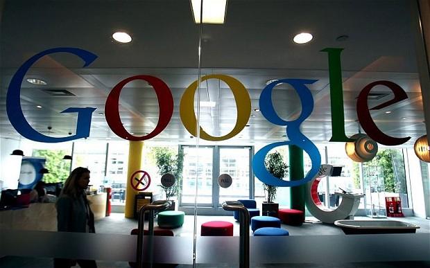 Google sues man