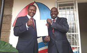 Governor and Deputy Governor for Machakos