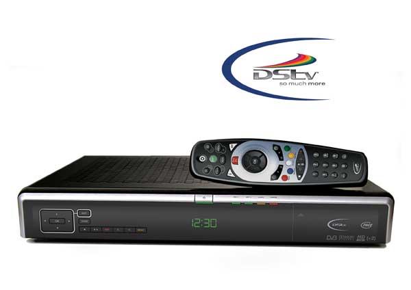 the DStv HD Decoder