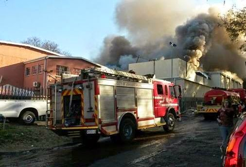 Big Brother Africa Hotshots fire Sasani Studios DStv