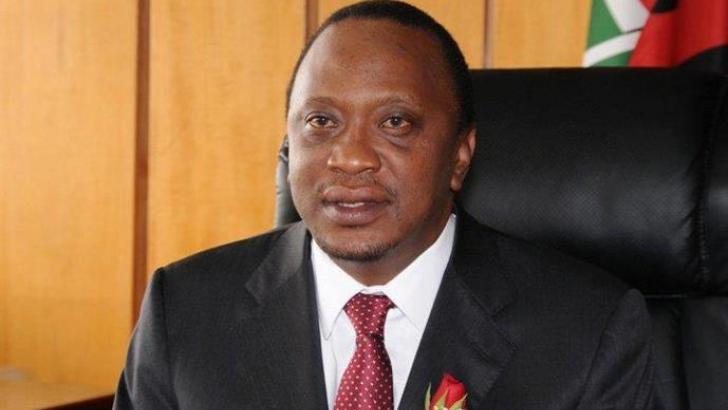 Uhuru-Kenyatta