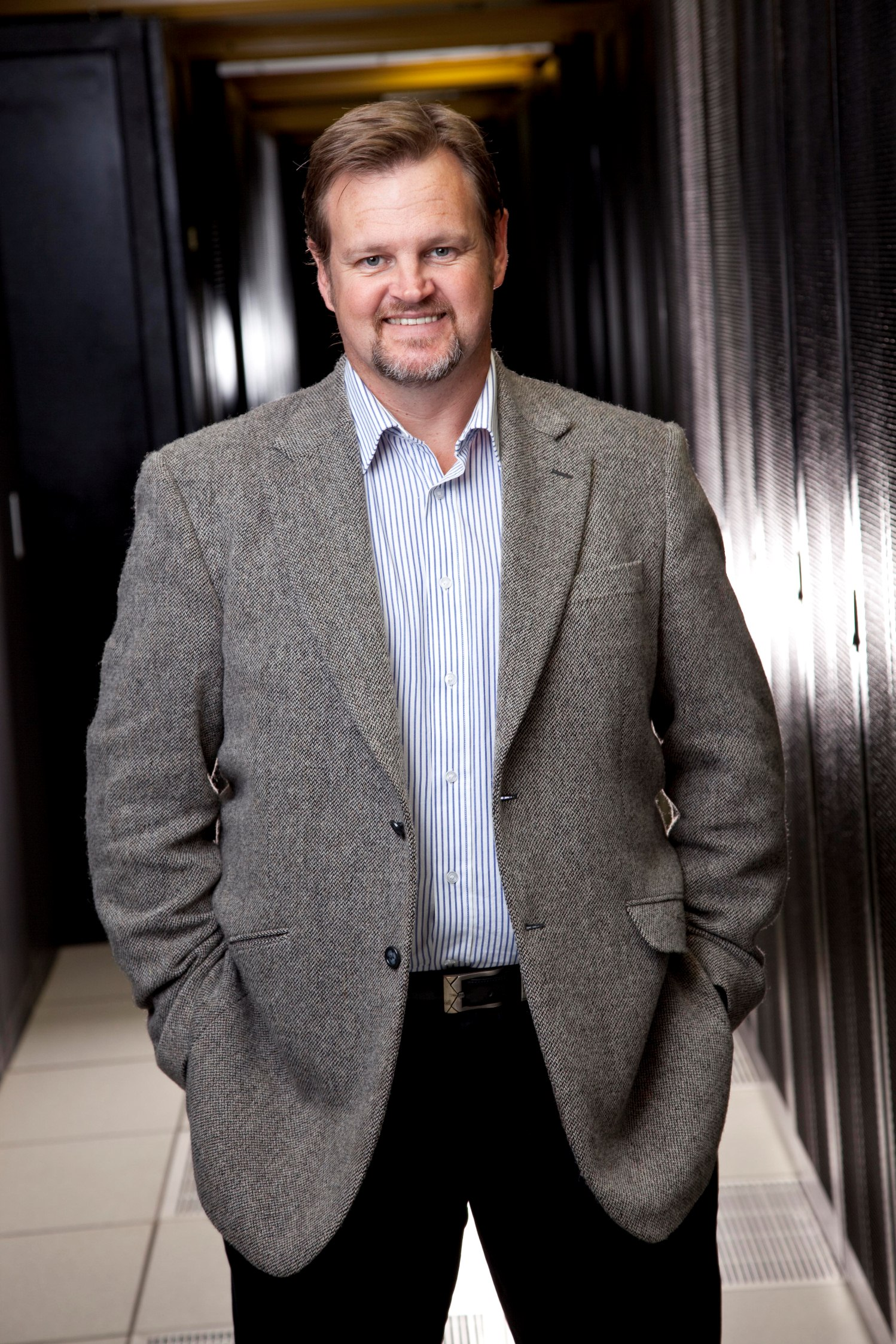 Lex van Wyk - Teraco CEO
